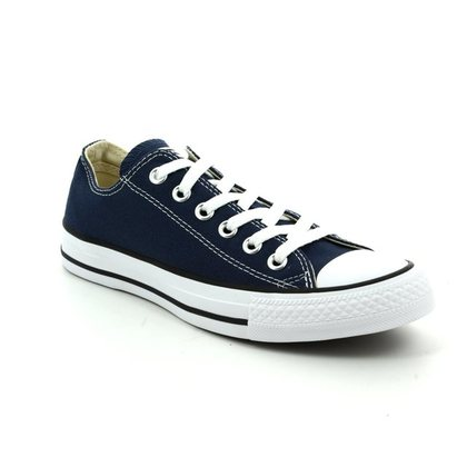 Converse Trainers - Navy - M9697C All Star OX Classic
