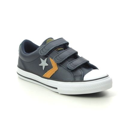 Converse Boys Trainers - Navy - 668427C/003 STAR PLAYER 3V