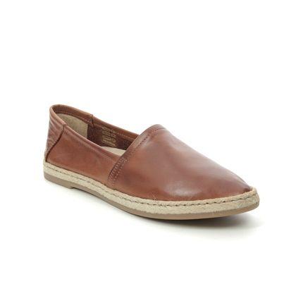 Creator Espadrilles - Tan Leather  - IB14566/20 CLASSIC ESPADRILLES