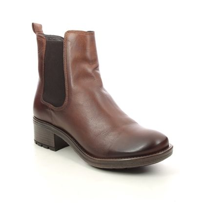 Creator Chelsea Boots - Tan Leather  - IB18227/11 CRAVE  CHELSEA