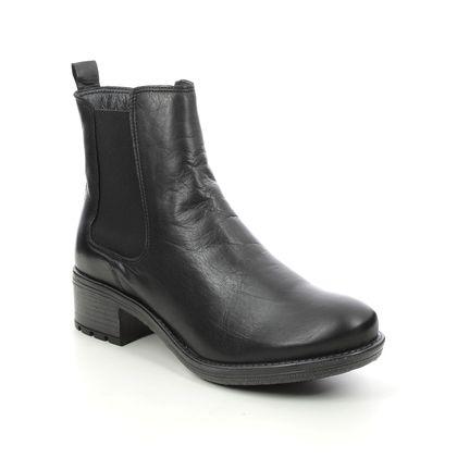Creator Chelsea Boots - Black leather - IB18227/30 CRAVE  CHELSEA