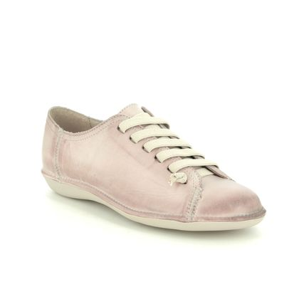 Creator Comfort Lacing Shoes - Pink Leather - IB12476/60 NOTELITE