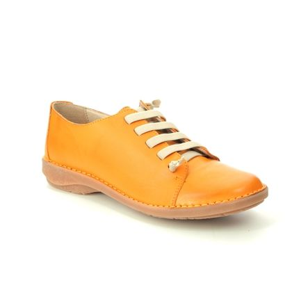 Creator Comfort Lacing Shoes - Yellow - IB 1047/08 NOTELLA
