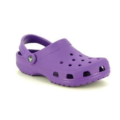 Crocs Comfortable Sandals - Purple - 010001/518 CLASSIC