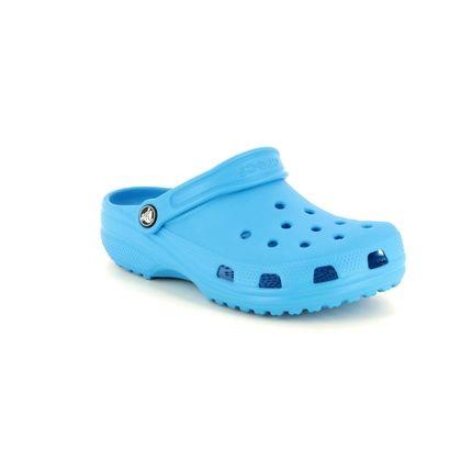 Crocs Sandals - Blue - 204536/456 CLASSIC CLOG K