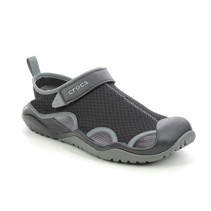 Crocs Sandals - Black - 205289/001 SWIFTWATER MESH