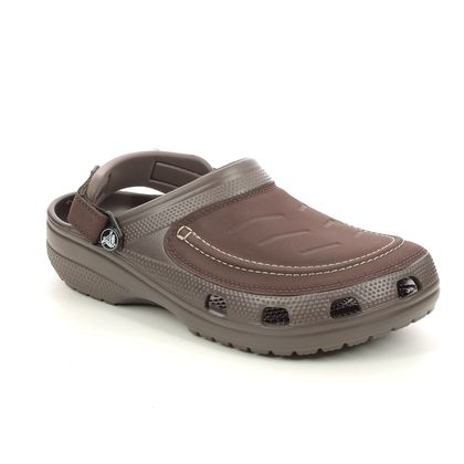 Crocs Sandals - Brown - 207142/206 YUKON  VISTA 2