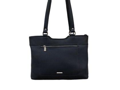 David Jones Handbags - Navy - N829/70 MED TOTE
