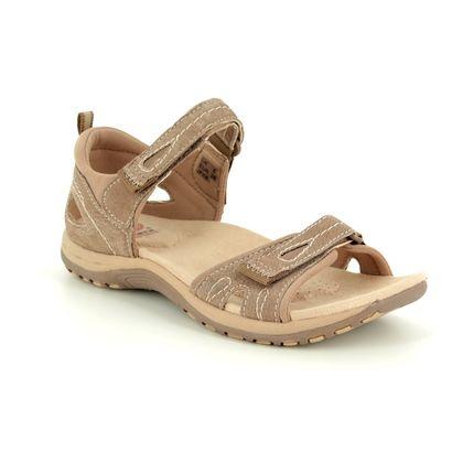 Earth Spirit Walking Sandals - Brown - 30248/20 SAVANNAH