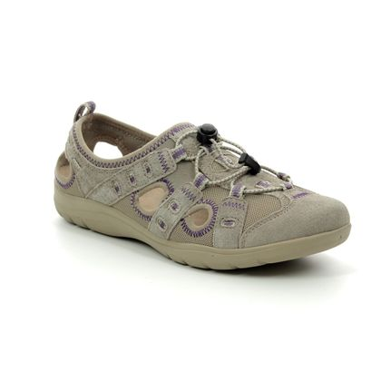 Earth Spirit Closed Toe Sandals - Light taupe - 30216/50 WINONA