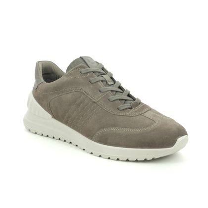 ECCO Trainers - Taupe suede - 503704/57181 ASTIR LITE