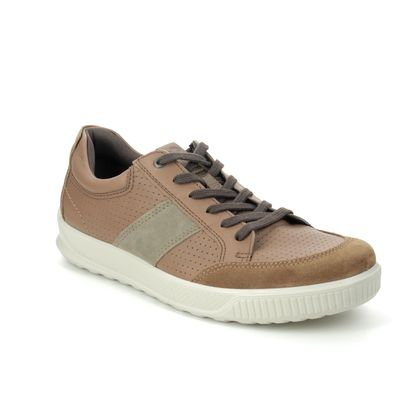 ECCO Casual Shoes - Tan Leather  - 501564/51982 BYWAY