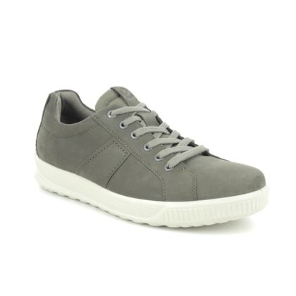 ECCO Casual Shoes - Taupe suede - 501584/55894 BYWAY