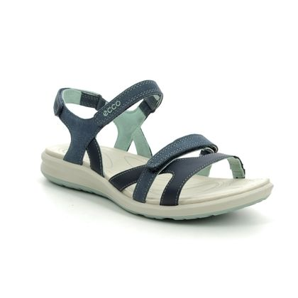 ECCO Walking Sandals - Blue - 821833/54668 CRUISE II