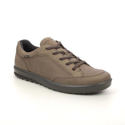ECCO Casual Shoes - Brown nubuck - 534404/02072 ENNIO GORE TEX