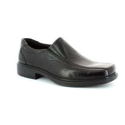 ECCO Smart Shoes - Black - 050134/00101 Helsinki Slip-on