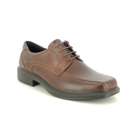 ECCO Smart Shoes - Brown leather - 050104/01482 KUMULA HELSINKI