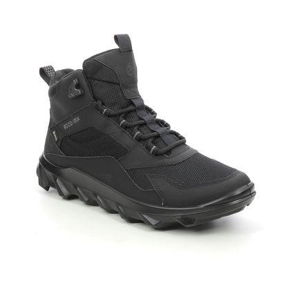 ECCO Walking Boots - Black - 820223/51052 MX BOOT GTX W