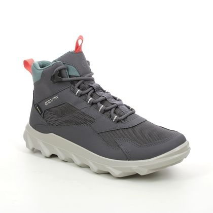 ECCO Walking Boots - Grey - 820223/60091 MX BOOT GTX W