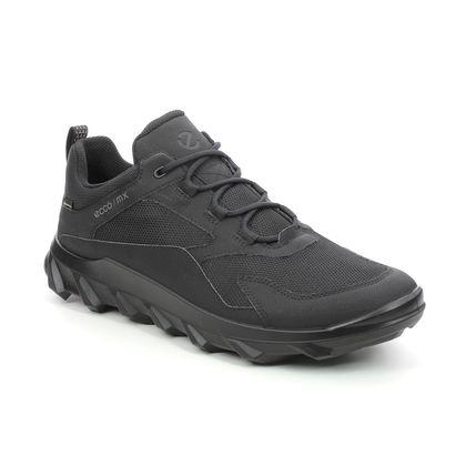 ECCO Trainers - Black - 820194/51052 MX MENS GORE