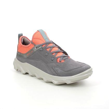 ECCO Trainers - Grey orange - 820183/60143 MX WOMENS