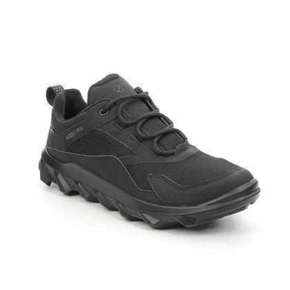 ECCO Walking Shoes - Black - 820193/51052 MX WOMENS GORE