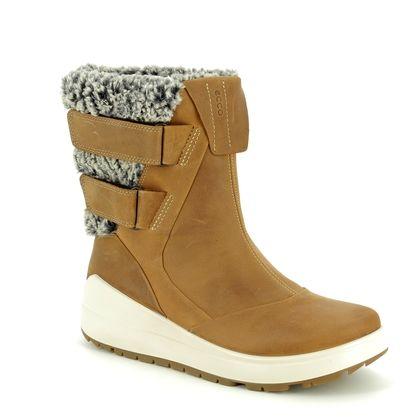 ECCO Fashion Ankle Boots - Tan - 834613/02291 NOYCE