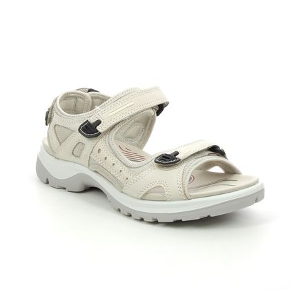 ECCO Walking Sandals - Light taupe - 069563/01378 OFFROAD LADY