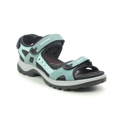 ECCO Walking Sandals - Teal blue - 069563/51762 OFFROAD LADY