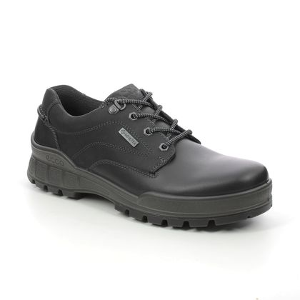 ECCO Casual Shoes - Black leather - 831844/51052 RUGGED 05 GORE