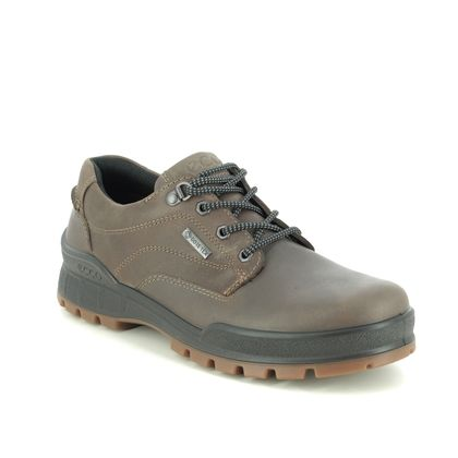 ECCO Casual Shoes - Brown leather - 831844/56098 RUGGED 05 GORE