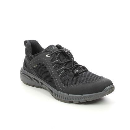 ECCO Walking Shoes - Black - 843063/51052 TERRACRUISE GTX