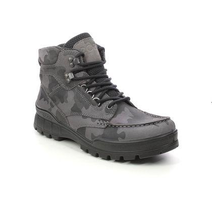 ECCO Outdoor Walking Boots - Camouflage - 831814/05244 TRACK 25 BT GTX