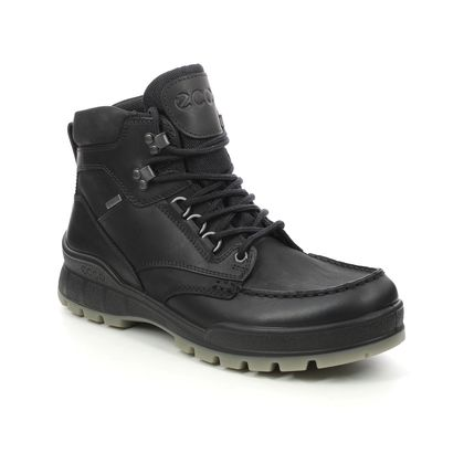 ECCO Outdoor Walking Boots - Black leather - 831704/51052 TRACK 25 BT GTX