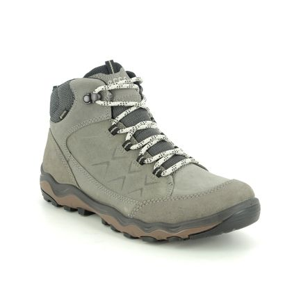 ECCO Walking Boots - Taupe leather - 823213/56870 ULTERRA WOMENS GORE