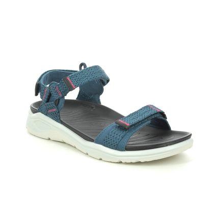 ECCO Walking Sandals - Blue - 880703/55868 XTRINSIC SANDAL