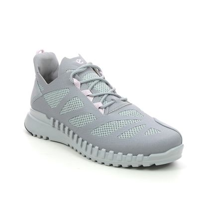 ECCO Trainers - Grey - 803783/58295 ZIPFLEX WOMEN'S