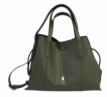 Fly London Handbags - Black - P974699 ARROW SHOPPER