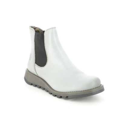Fly London Chelsea Boots - Off-white - P143195 SALV
