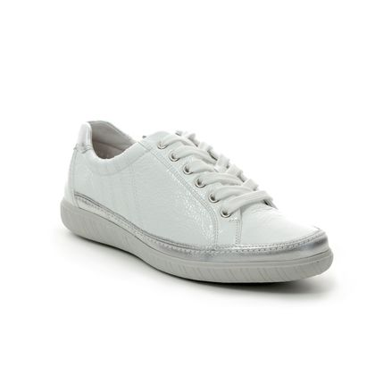 Gabor Trainers - White-silver - 26.458.60 AMULET