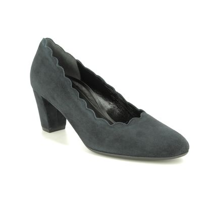 Gabor Court Shoes - Navy nubuck - 42.151.26 EVITA