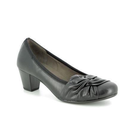 Gabor Court Shoes - Black - 95.484.27 JANA