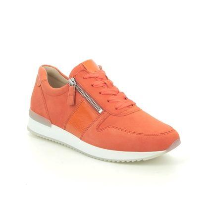 Gabor Trainers - Orange suede - 63.420.90 LULEA  11