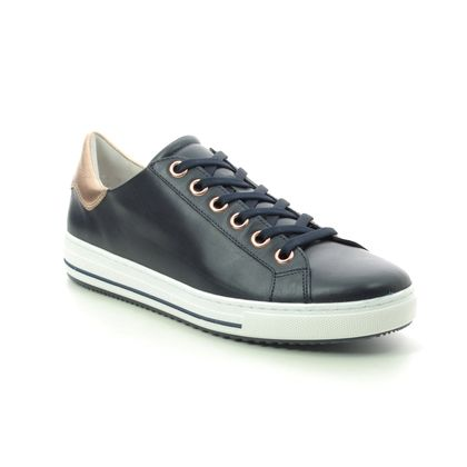 Gabor Trainers - Navy Leather - 46.515.66 OPERATOR