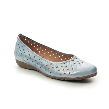Gabor Pumps - Pale blue - 44.169.66 RUFFLE