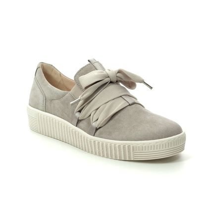 Gabor Trainers - Taupe suede - 43.333.12 WALTZ