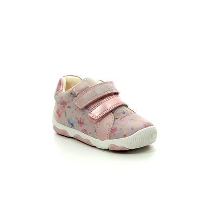 Geox 1st Shoes & Prewalkers - Pink - B920QA/C8172 BABY BALU GIRL