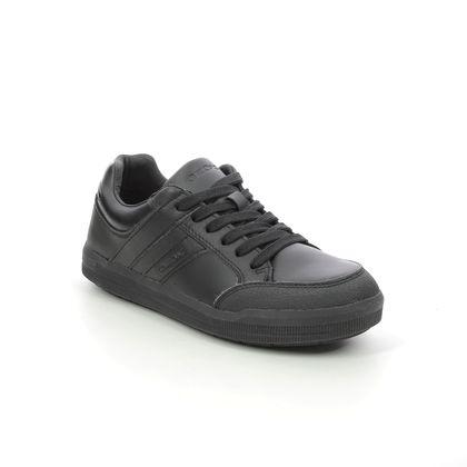 Geox Boys Shoes - Black - J844AD/C9999 JR ARZACH BOY