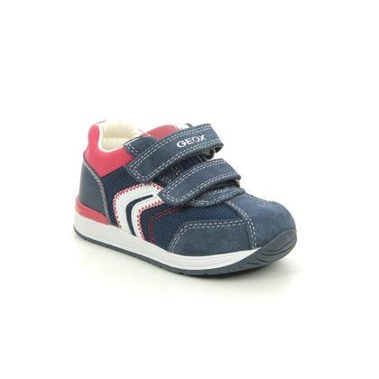 Geox 1st Shoes & Prewalkers - Navy - B940RB/C4002 RISHON BABY BOY