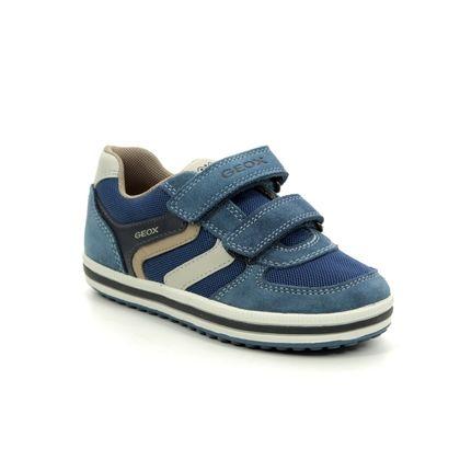 Geox Boys Trainers - Blue - J92A4A/C4289 VITA A JNR
